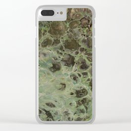 WALK-A-BOUT Clear iPhone Case