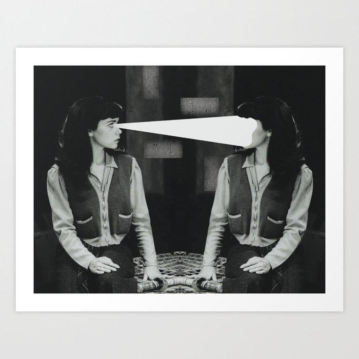 Self (2017) Art Print