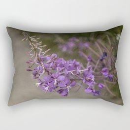 Coldwater Lake Flower Rectangular Pillow