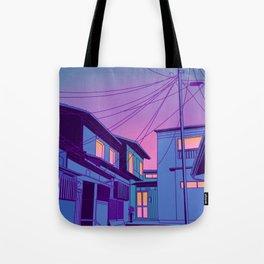 Kyoto Alley Tote Bag