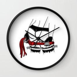 mistress dominatrix whip stockings thong bdsm Bondage Wall Clock
