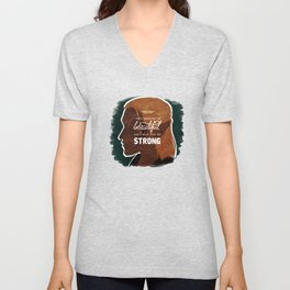 Things That Are Beautiful Unisex V-Neck