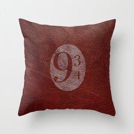 Hogwarts Express Throw Pillow