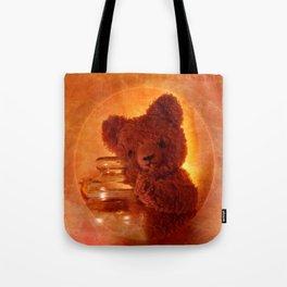 My Teddy Bear Toy Tote Bag