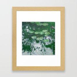 water element Framed Art Print