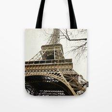 Le Tour Eiffel Tote Bag
