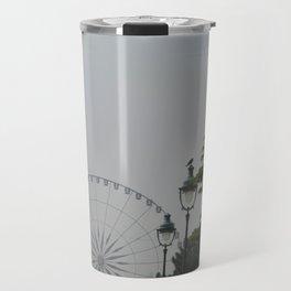 PLACE DE CONCORDE FERRIS WHEEL - PARIS Travel Mug