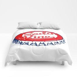 Soda Kine Comforters