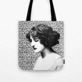 Miss Lily Elsie Tote Bag