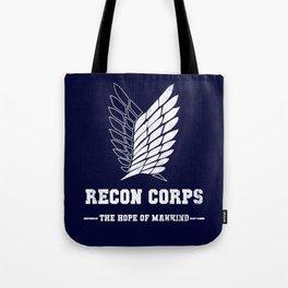 Recon Corps Tote Bag