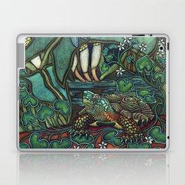 Wood Turtle Laptop & iPad Skin