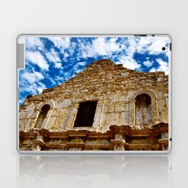Remember The Alamo! Laptop & iPad Skin