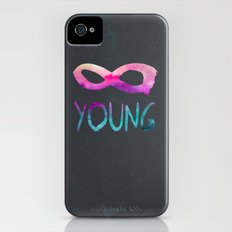 Forever Young II iPhone (4, 4s) Slim Case