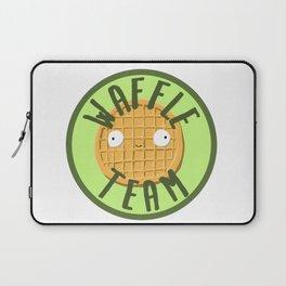 Waffle Team Laptop Sleeve
