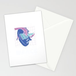 It's The Bass Stationery Cards