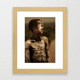 Ethiopia 9 Framed Art Print