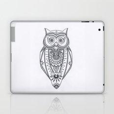 O W L - B&W Laptop & iPad Skin
