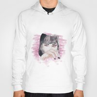 pulp fiction Hoodies featuring pulp fiction. by Ruwaa