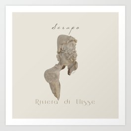Serapo - Ulysses Riviera Art Print