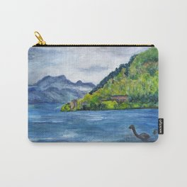 Loch Ness (with Nessie) Carry-All Pouch