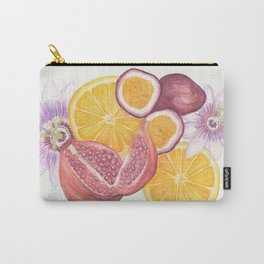 Passion Pommy Carry-All Pouch