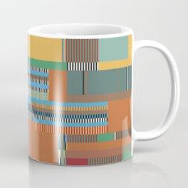 Scandinavian Moon (Nature Trail Colours) Coffee Mug