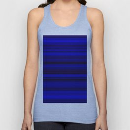 Stripes of a moment #H005A Unisex Tank Top
