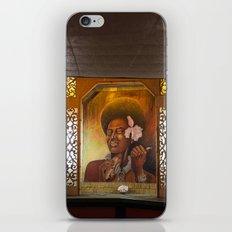 Hot Dogs & Tiki Bars iPhone & iPod Skin