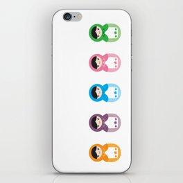 Matryoshka Dolls iPhone Skin