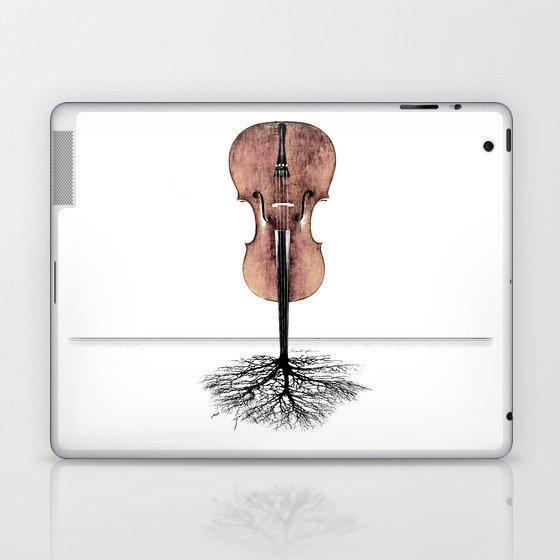 Rooted Sound II Laptop & iPad Skin