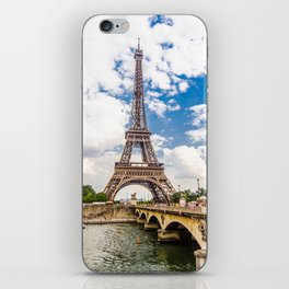 Eiffel tower, Paris , France iPhone Skin