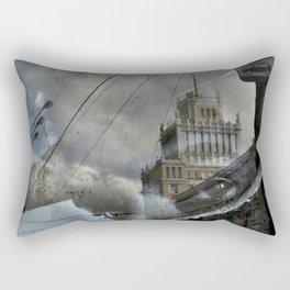 Moscow Reflected Rectangular Pillow