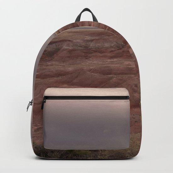 Desert Rain Clouds Backpack