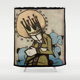 Humbled Shower Curtain