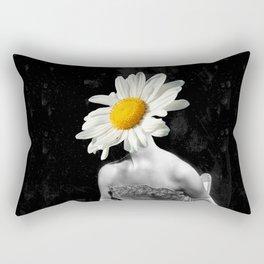 Ms Daisy Rectangular Pillow