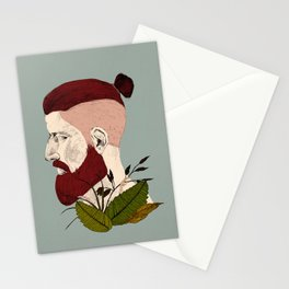 Rendered In Hipster Stationery Cards