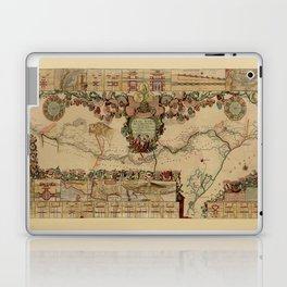 Canal Du Midi 1697 Laptop & iPad Skin