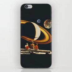 Planetary iPhone Skin