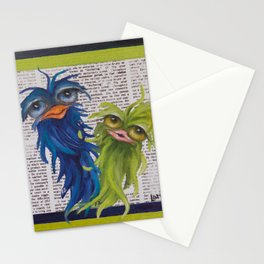 Cheer for the Team Stationery Cards
