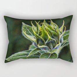 Sunflower Baby Rectangular Pillow