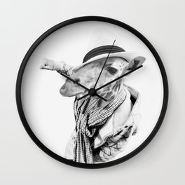 JAFFAR Wall Clock