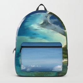 Bora Bora: South Pacific Paradise Backpack