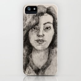 Fingerprints iPhone Case