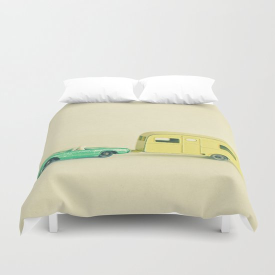 Summer Holiday Duvet Cover