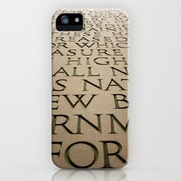 Honor iPhone Case
