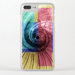 architecture art Clear iPhone Case