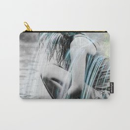 Girl in the Waterfall Carry-All Pouch