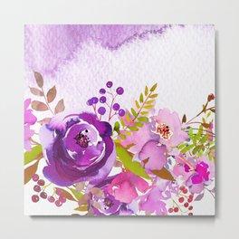 Flowers bouquet #46 Metal Print