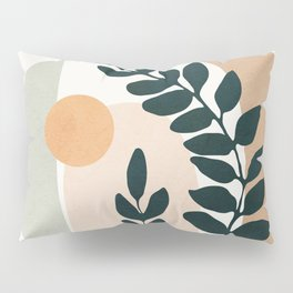 Soft Shapes III Pillow Sham