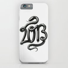 2013 - Year of the Black Water Snake Slim Case iPhone 6s